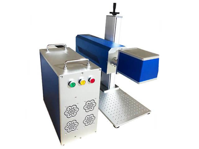 Split CO2 laser marking machine