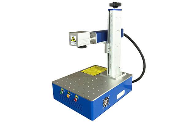 desktop fiber laser marking machine for sale