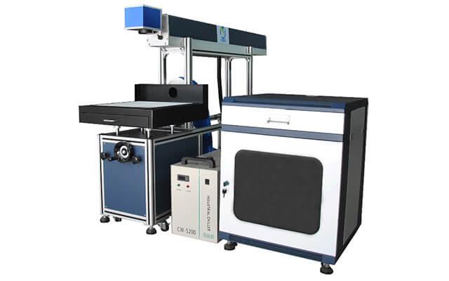 high-power CO2 laser marking machine