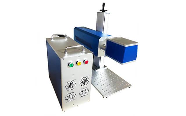 split CO2 laser marking equipment