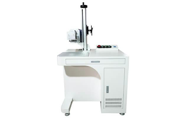 stationary CO2 laser marking machine