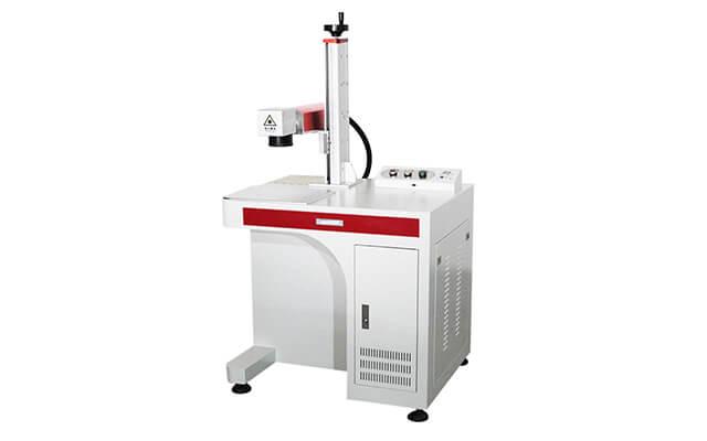 stationary laser marking machine