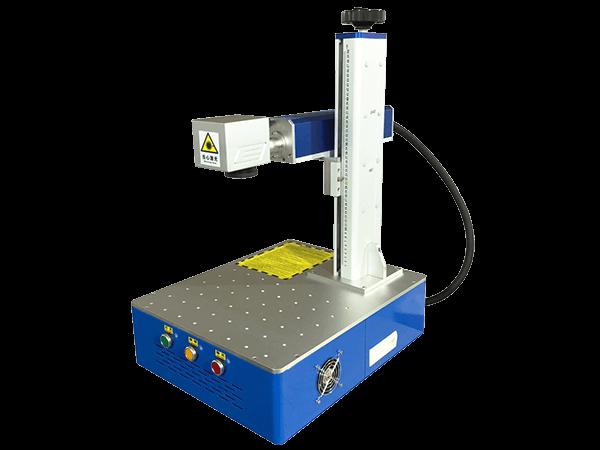 Desktop laser marking machine AT-DF03
