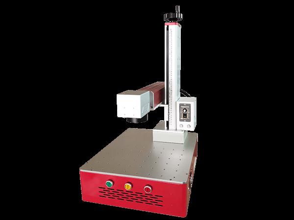 Desktop fiber laser marking machine AT-DF04E
