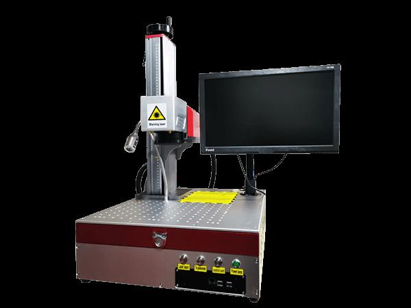 Desktop fiber laser marking machine AT-DIF01