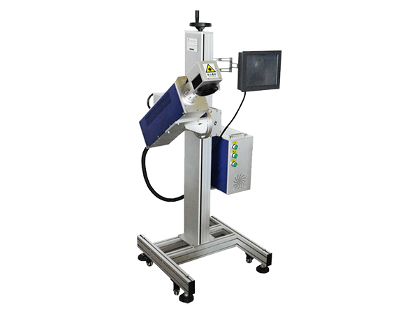 Flying CO2 laser marking machine AT-FC-1