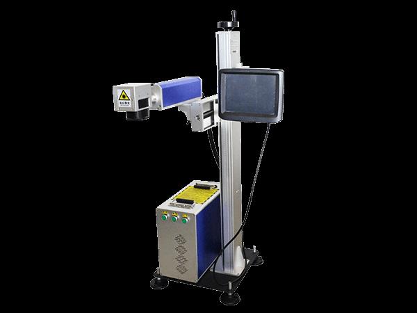 Flying fiber laser marking machine AT-FF01