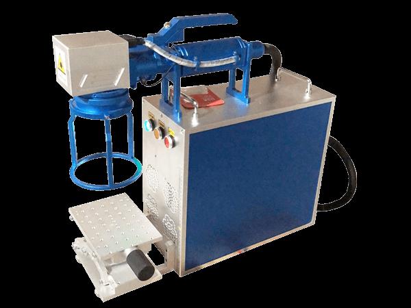 Handheld fiber laser marking machine AT-HF01