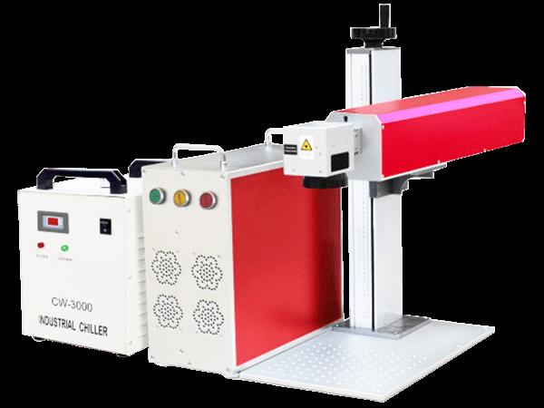 Split UV laser marking machine AT-SPUV-1