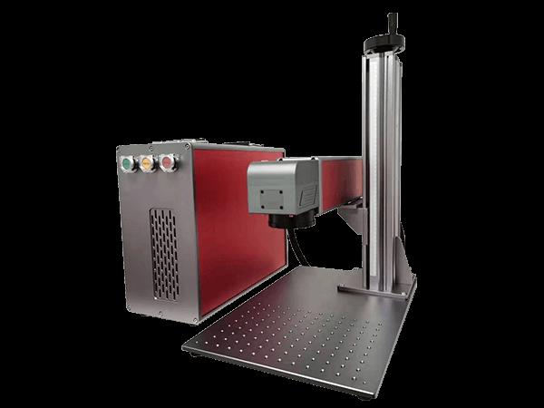 Split fiber laser marking machine AT-SPF