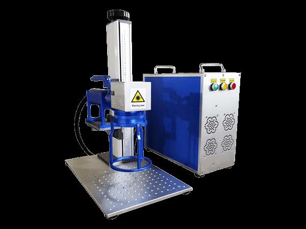 Split handheld fiber laser marking machine AT-SPHF01