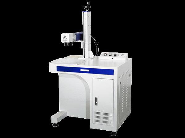 Stationary fiber laser marking machine AT-STF01