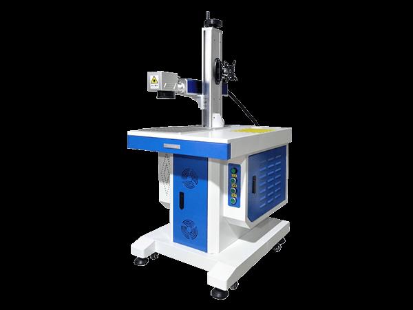 Stationary fiber laser marking machine AT-STF05